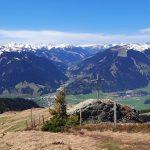 Am kleinen Gipfel der Schwalbenwand, Foto: Sabine Hechenberger