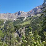 Berglandschaft in Saalfelden. Foto: Sabine Hechenberger