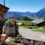 Wunderschönes Ausblick bei der Steinalm, Foto: Sabine Hechenberger