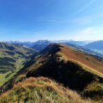Grandiose Ausblicke am Gipfel, Foto: Sabine Hechenberger