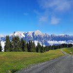Oberhalb der Bergstation Richtung Asitz, Foto: Sabine Hechenberger