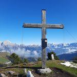 Gipfelkreuz Scharbergkogel, Foto: Sabine Hechenberger