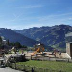 Kinderspielplatz bei der Bergstation