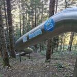Rutsche Boomerang 27m