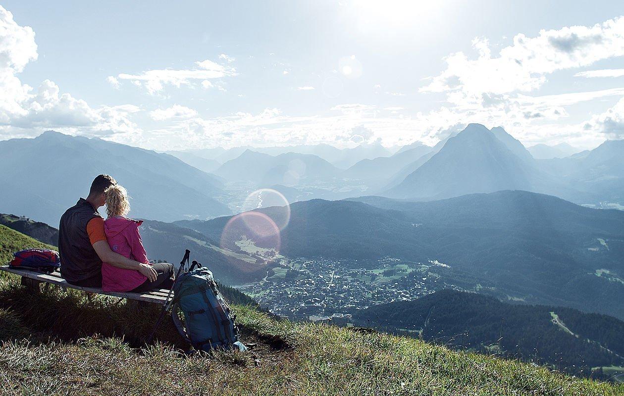 Einzigartige Natur beim Familienurlaub in Tirol - AlpenParks Alpina Seefeld