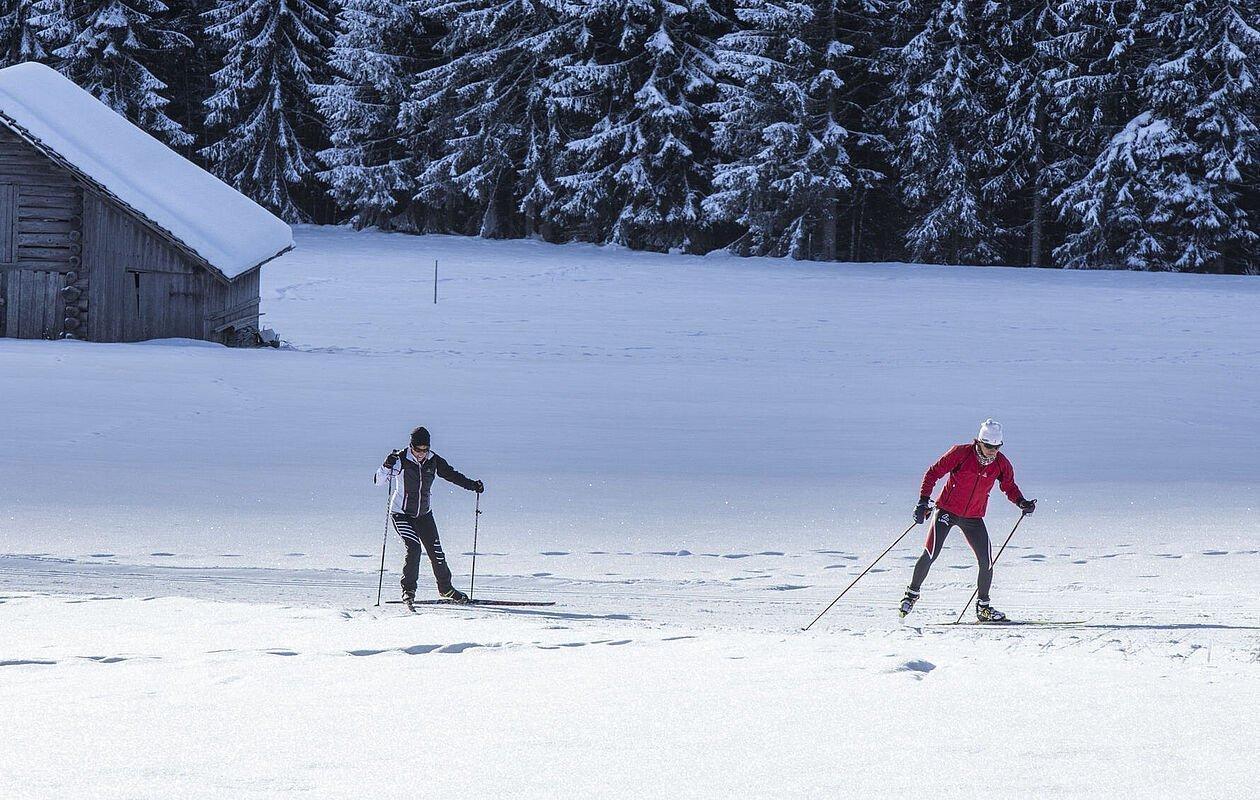 Langlaufparadies Matrei in Osttirol