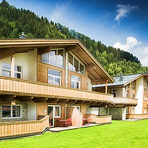 Ferienapartments mit Garten in Zell am See