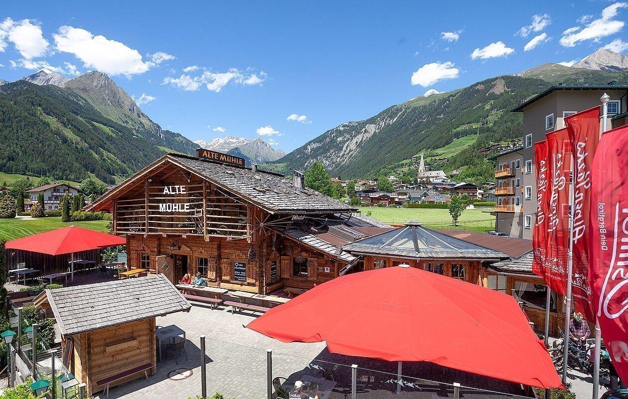 Außenansicht Alte Mühle in Osttirol