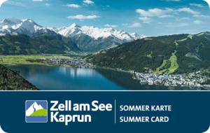 [Translate to English:] Zell am See-Kaprun Sommercard