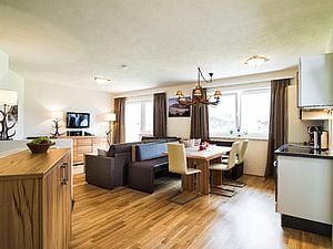 [Translate to English:] Ferienappartement im alpinen Stil in Zell am See