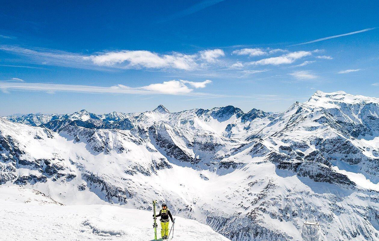 Skiurlaub in den Bergen im Pongau - AlpenParks Residence Bad Hofgastein