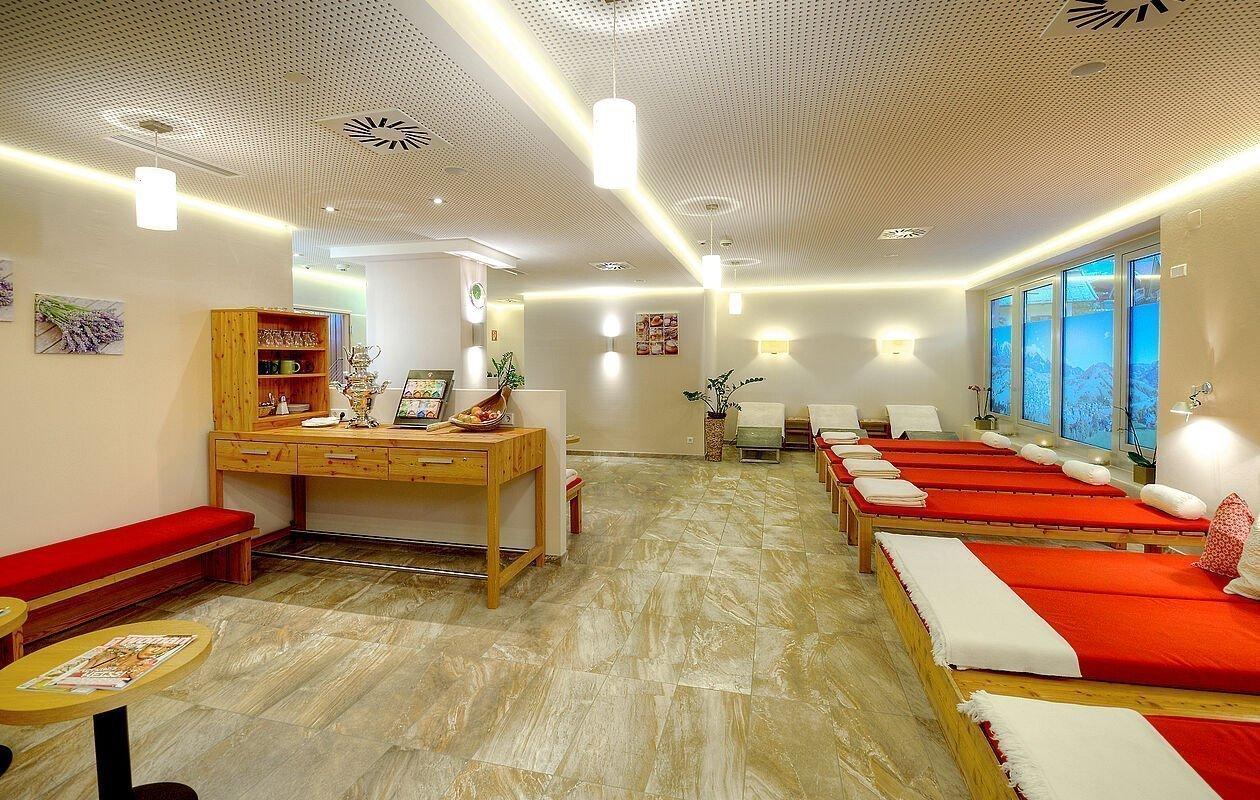 Entspannen im Hotel mit Sauna in Maria Alm - AlpenParks Maria Alm