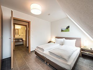 [Translate to English:] Doppelzimmer im AlpenParks Hotel & Apartment Central Zell am See