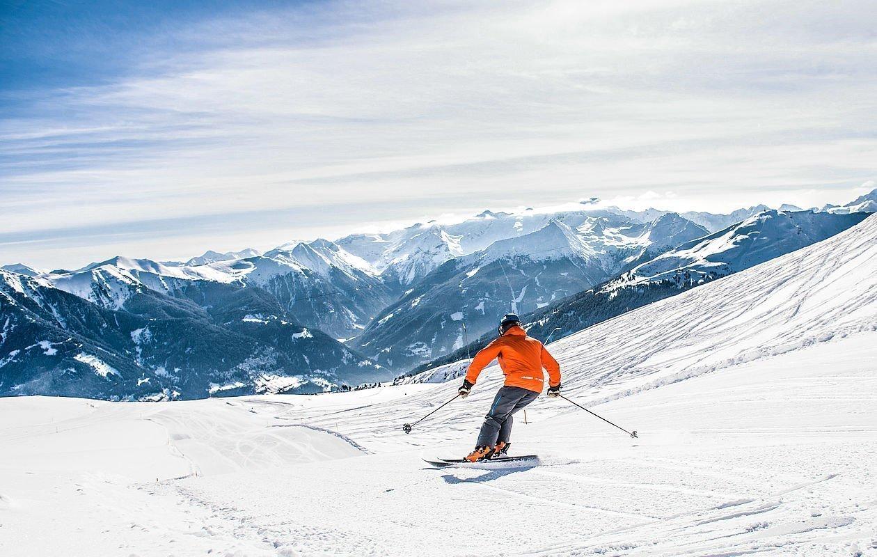 Skifahren in Bad Hofgastein mit Alpenpanorama - AlpenParks Residence Bad Hofgastein