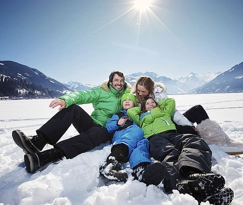 Schneeabenteuer mit der Familie erleben