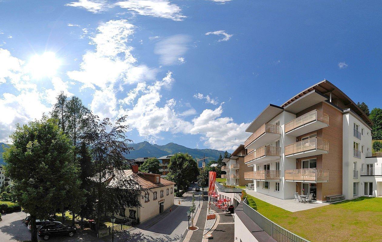 AlpenParks Residence Bad Hofgastein direkt im Zentrum