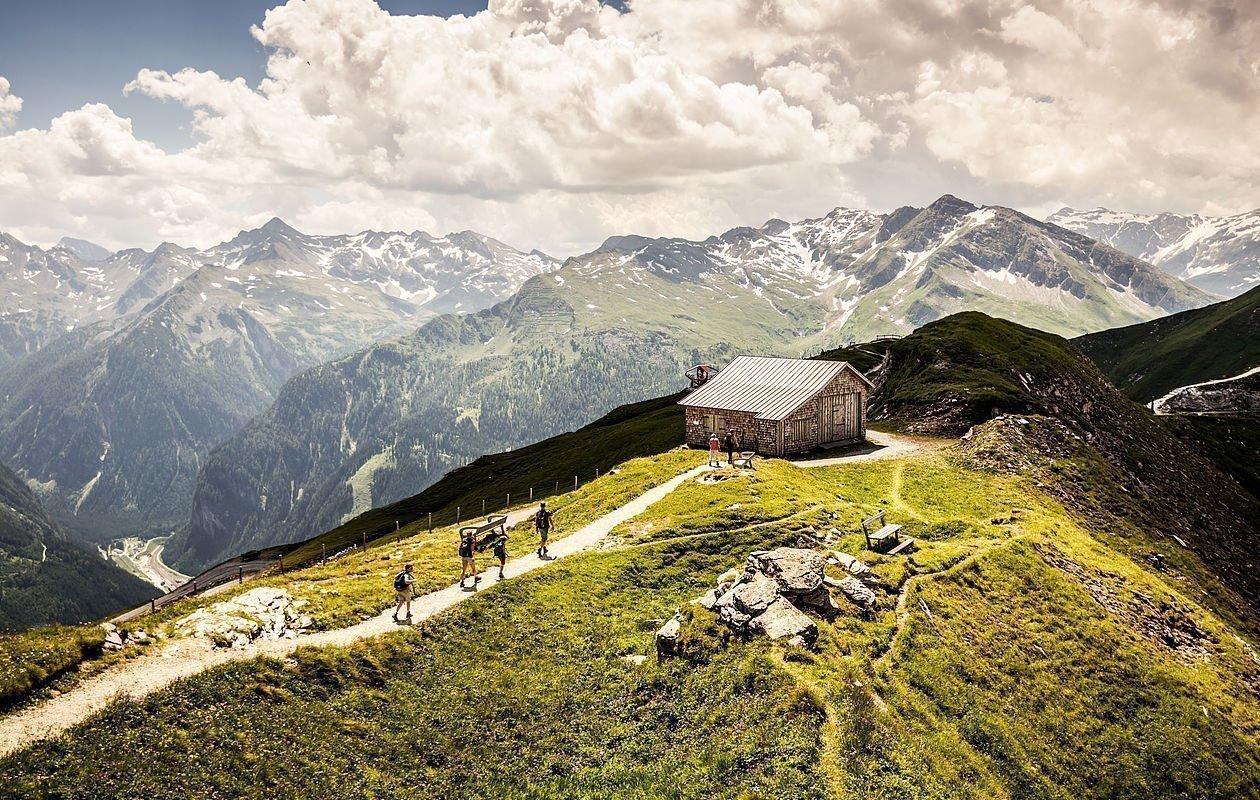 Sommerurlaub in Bad Hofgastein in Österreich