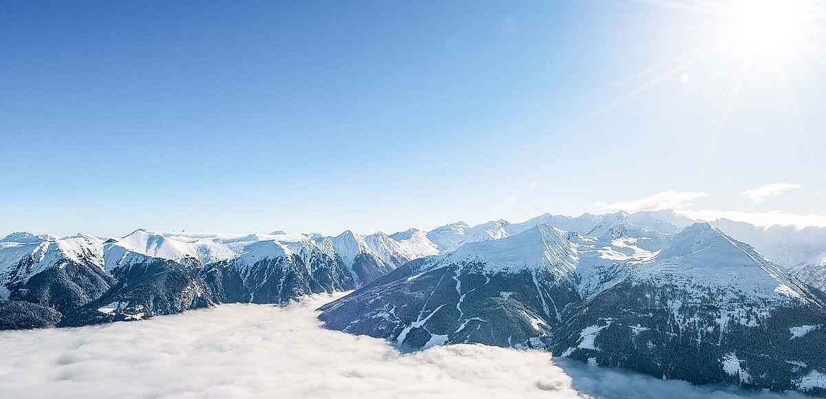 Traumkulisse beim Skiurlaub in Bad Hofgastein - AlpenParks Residence Bad Hofgastein