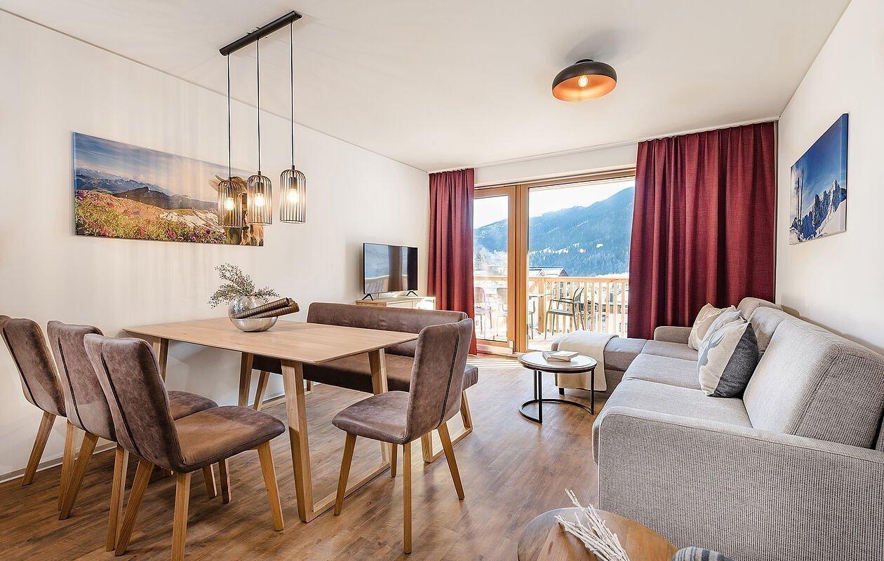 Modern ausgestattete Ferienapartments in Mühlbach am Hochkönig