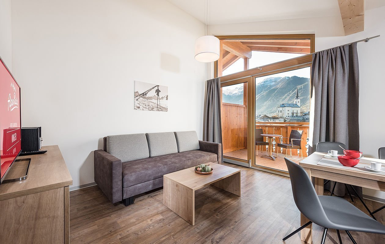 Apartment at Hotel Orgler in Kaprun
