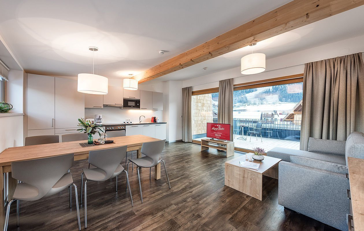 Großzügiges Penthouse Apartment mit Terrasse