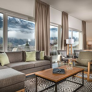 Penthouse Apartment mit großer Terrasse in Bad Hofgastein