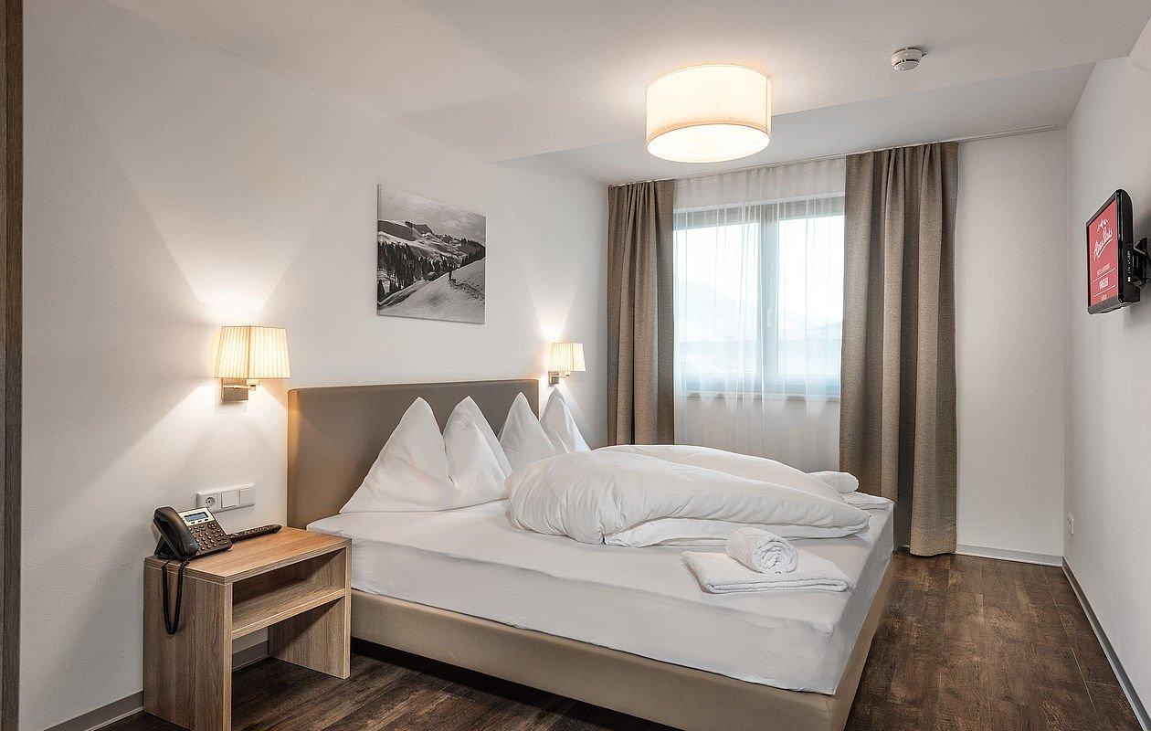 Zimmer im Hotel & Apartment Orgler in Kaprun
